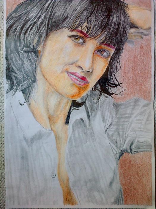 Sophie Marceau by aprendiz33